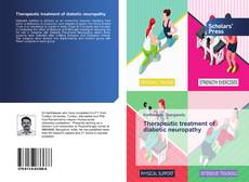 Bookcover of Therapeutic treatment of diabetic neuropathy