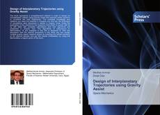 Capa do livro de Design of Interplanetary Trajectories using Gravity Assist