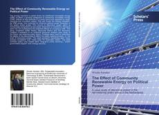 The Effect of Community Renewable Energy on Political Power的封面