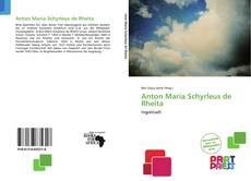 Buchcover von Anton Maria Schyrleus de Rheita