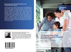 Buchcover von Financing Cash Flow Management and Financial Performance.
