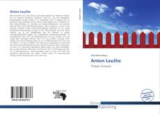 Bookcover of Anton Leuthe