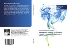 Bookcover of Renewable Energy Economics