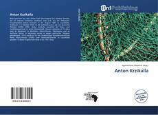 Buchcover von Anton Krzikalla