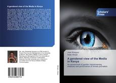 Capa do livro de A gendered view of the Media in Kenya