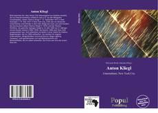 Buchcover von Anton Kliegl