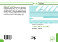 Buchcover von Anton Josef Gruscha