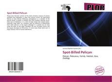Buchcover von Spot-Billed Pelican