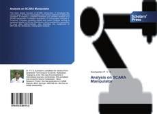 Analysis on SCARA Manipulator kitap kapağı