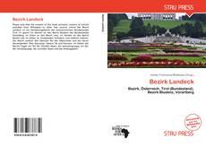 Bezirk Landeck kitap kapağı