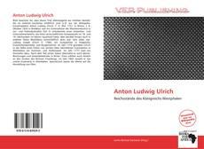 Buchcover von Anton Ludwig Ulrich