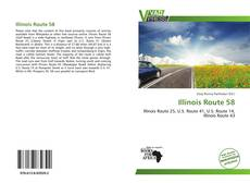 Capa do livro de Illinois Route 58