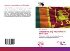 Bookcover of Telecentre.org Academy of Sri Lanka