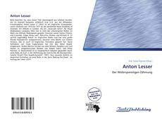 Bookcover of Anton Lesser