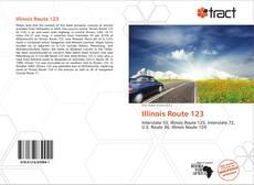 Portada del libro de Illinois Route 123