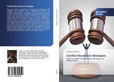 Portada del libro de Conflict Resolution Strategies
