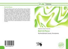 Bookcover of Roll-O-Plane