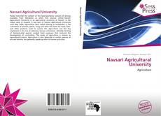 Bookcover of Navsari Agricultural University