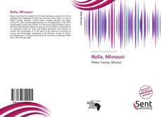 Buchcover von Rolla, Missouri