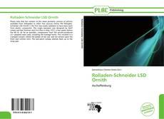 Buchcover von Rolladen-Schneider LSD Ornith