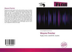 Capa do livro de Wayne Proctor