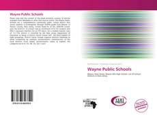 Bookcover of Wayne Public Schools
