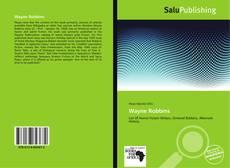 Bookcover of Wayne Robbins