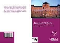 Bookcover of Bezirksamt Dürkheim