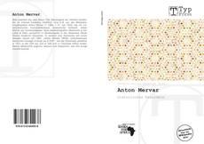 Bookcover of Anton Mervar