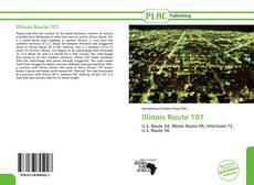 Portada del libro de Illinois Route 107