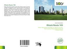 Capa do livro de Illinois Route 105