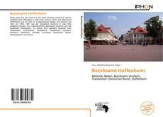 Bezirksamt Hoffenheim kitap kapağı