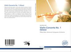 Couverture de Violin Concerto No. 1 (Glass)