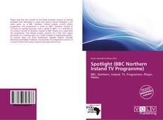 Portada del libro de Spotlight (BBC Northern Ireland TV Programme)