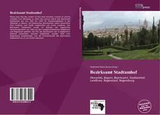 Bezirksamt Stadtamhof kitap kapağı
