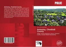 Borítókép a  Antoniny, Chodzież County - hoz