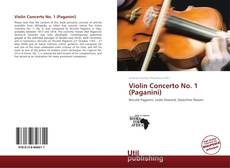 Bookcover of Violin Concerto No. 1 (Paganini)