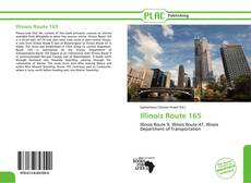 Copertina di Illinois Route 165