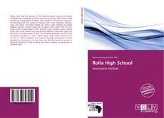 Rolla High School kitap kapağı