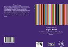 Capa do livro de Wayne Sousa