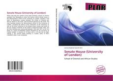 Senate House (University of London)的封面