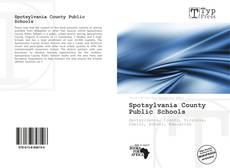 Bookcover of Spotsylvania County Public Schools