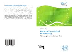 Bookcover of Performance-Based Advertising