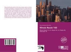 Buchcover von Illinois Route 160