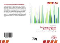 Bookcover of Performance-Based Building Design