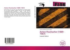Buchcover von Anton Poschacher (1889–1967)