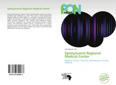 Bookcover of Spotsylvania Regional Medical Center