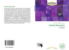 Anton Ronacher的封面