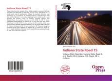 Обложка Indiana State Road 15
