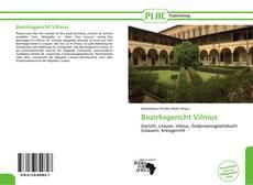 Buchcover von Bezirksgericht Vilnius